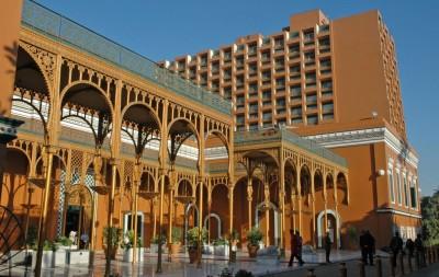Marriott Hotel, Cairo