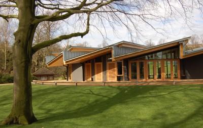 Avenham Park Pavillion