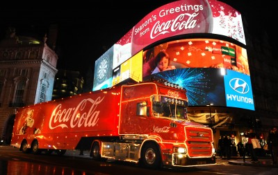 Coca Cola, Piccadilly